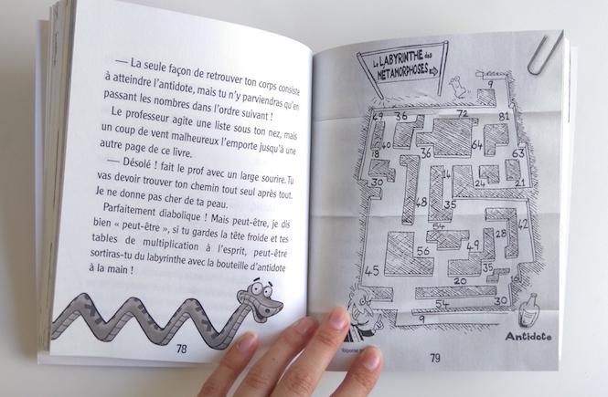 livres pour enfants math'attak