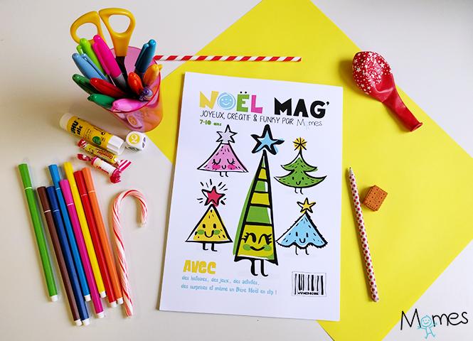 Jeux Pour Noel.Noel Mag Des Jeux De Noël à Imprimer Momes Net