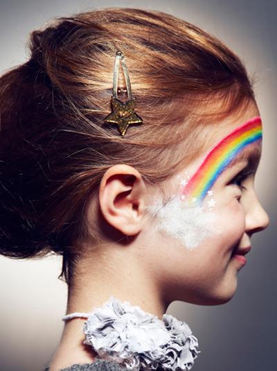 Maquillage enfant Arc-en-ciel