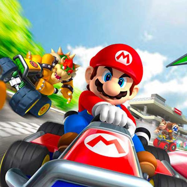 Mario Kart Tour appli mobile jeu vidéo Nintendo