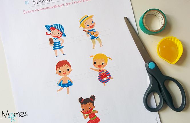marionnettes à imprimer