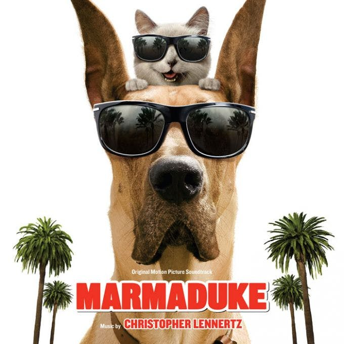 Affiche marmaduke