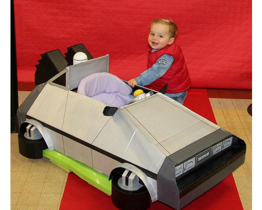 Marty de Retour vers le futur déguisements costume Halloween enfants