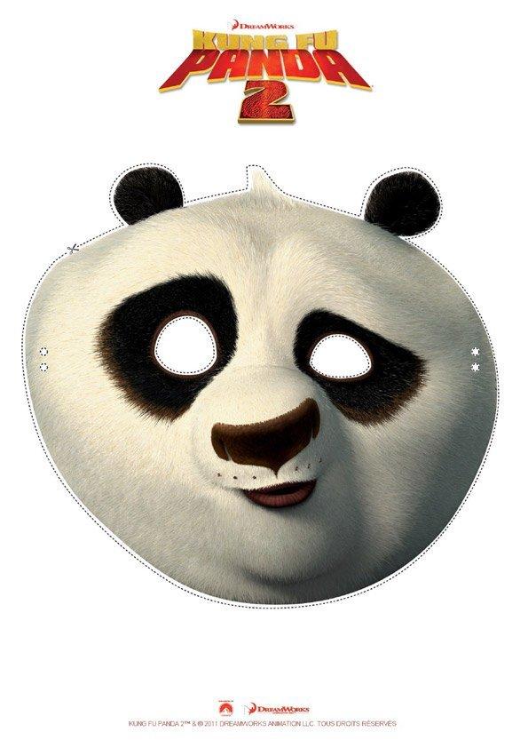 Masque de ma tre shifu kung fu panda - Maitre kung fu panda ...