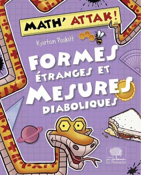 La collection Math'Attak pour aimer les maths