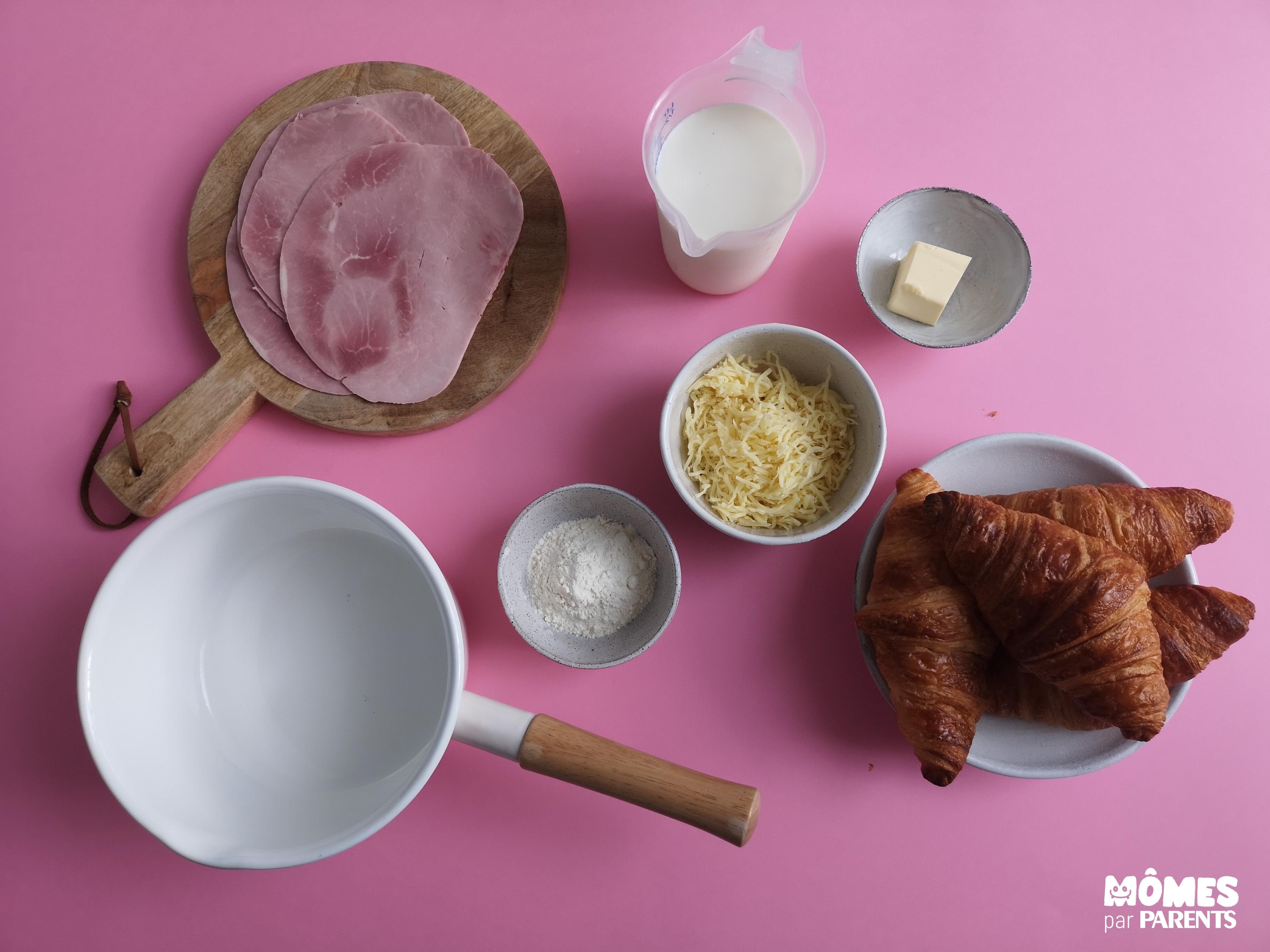 matos croissant jambon