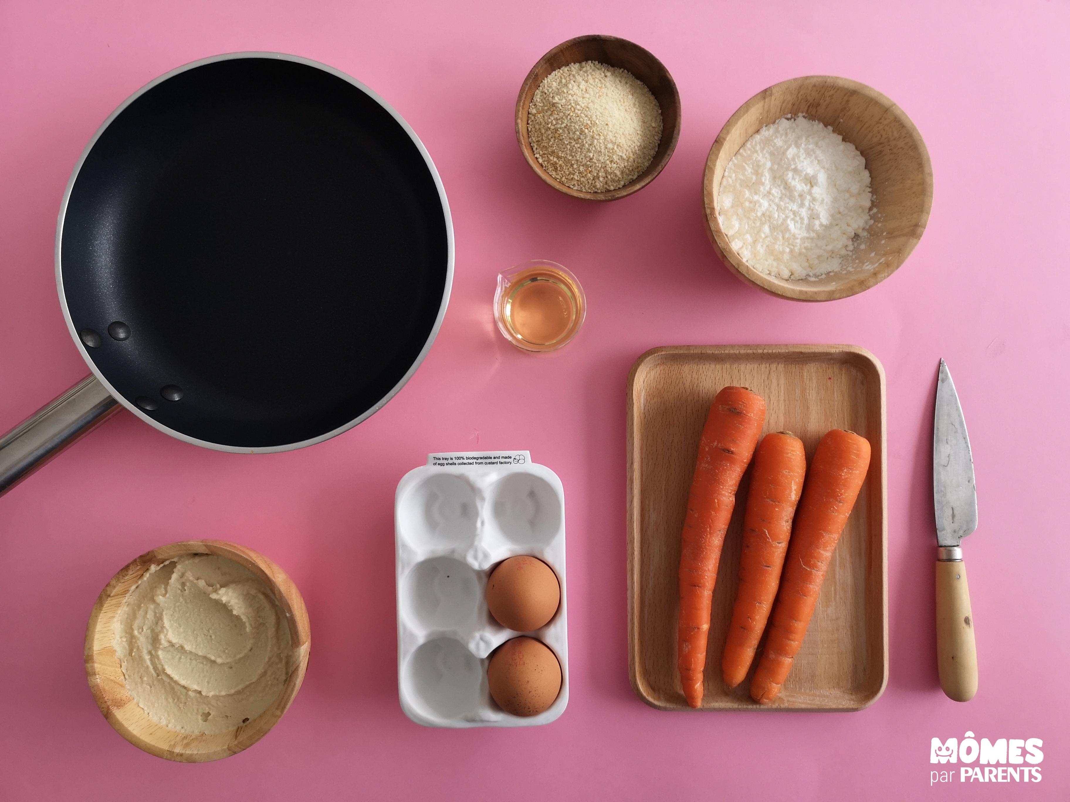 matos crousti carottes