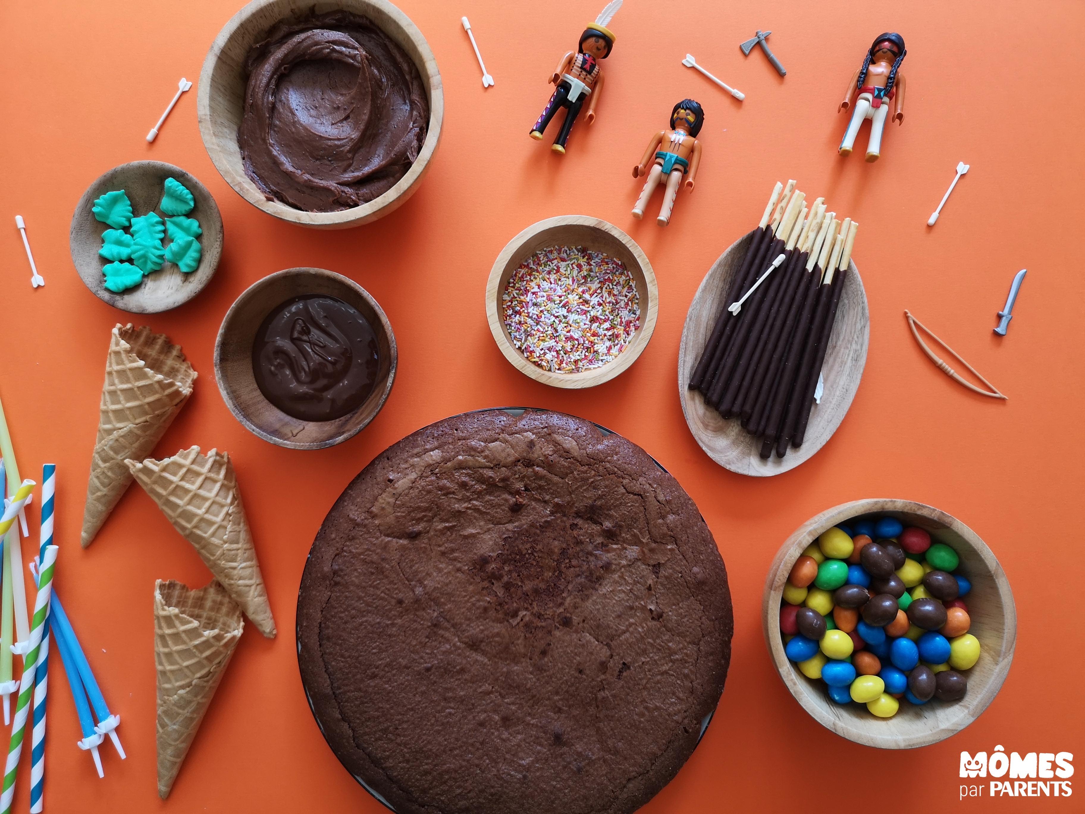 matos gâteau indien