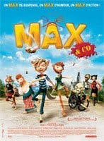 Affiche Max and co