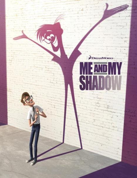 Affiche Me and my Shadow