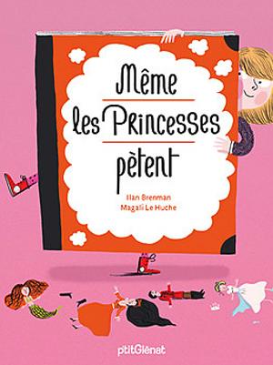 même les princesse pètent