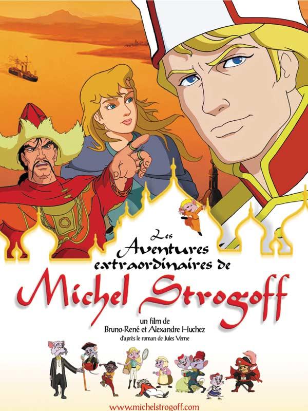 Les Aventures extradordinaires de Michel Strogoff
