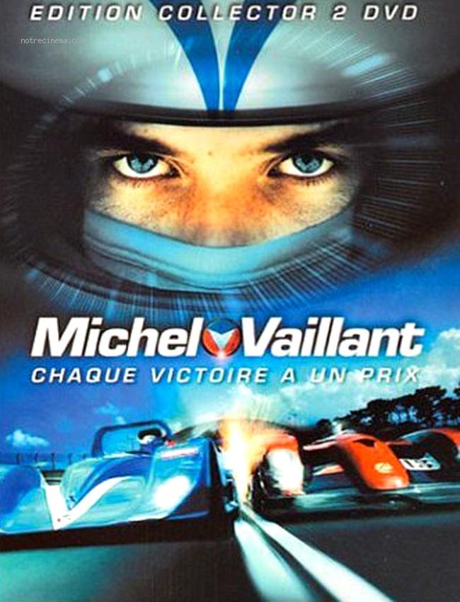 Affiche Michel Vaillant