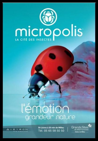 Affiche Micropolis