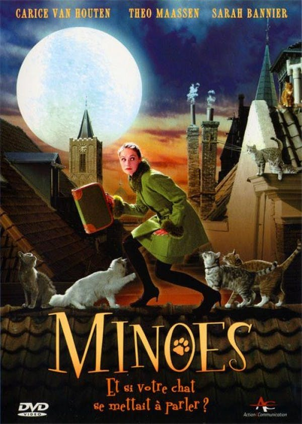 Affiche Minoes