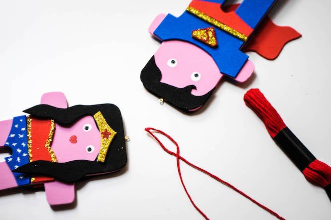 mobile super heros