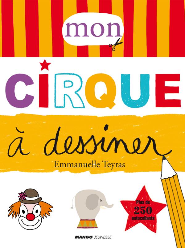 Mon cirque à dessiner