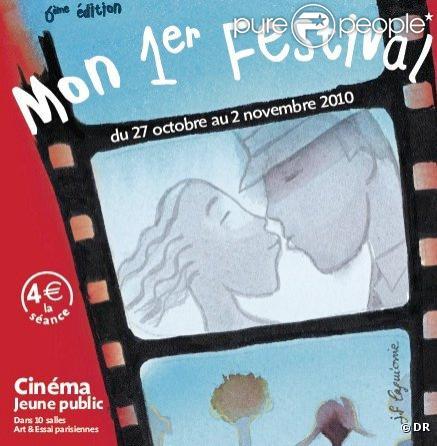 Affiche Mon premier festival 2010