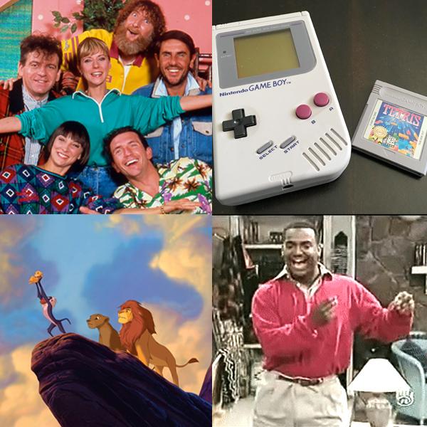 #MonSouvenirDesAnnees90 : pour les grands mômes nostalgiques des années 90...