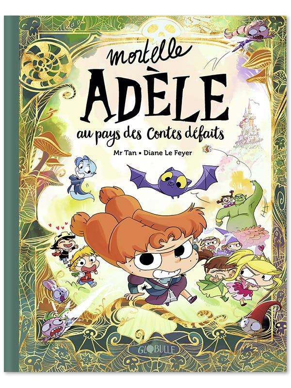 Mortelle Adèle au pays des contes défaits