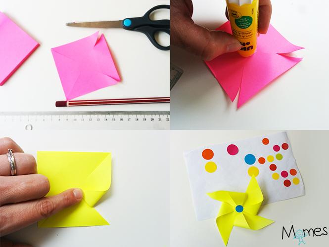 moulin en papier