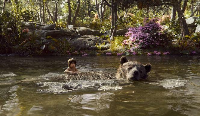 mowgli et baloo