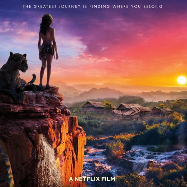 Mowgli, la légende de la jungle : l'impressionnante bande-annonce du film Netflix