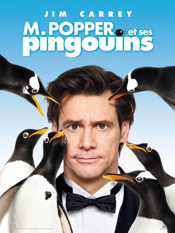 Mr Popper et ses pinguins