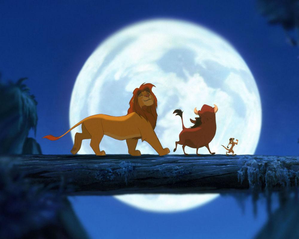 Mufasa Le Roi Lion Momesnet