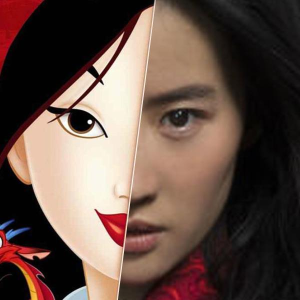 Mulan le film : découvrez la première image de la princesse !