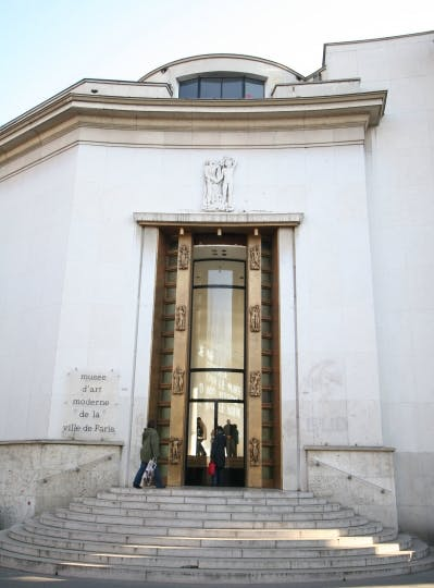 Photo Musée d'Art moderne