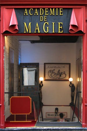 Image Musée de la Magie