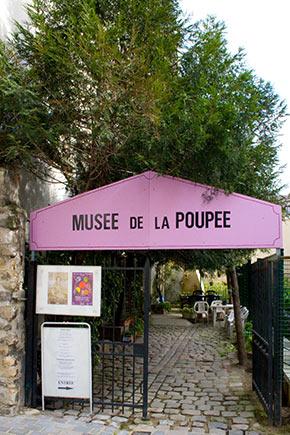 Photo Musée de la Poupée
