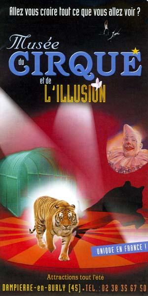 Image Musée du Cirque et de l'Illusion