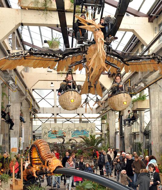 Musée Les Machines de l'Ile