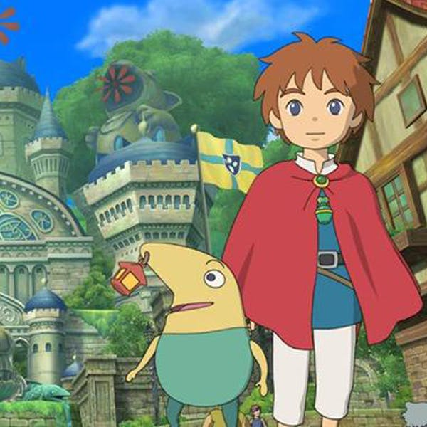 Ni No Kuni adaptation jeu vidéo en film d'animation