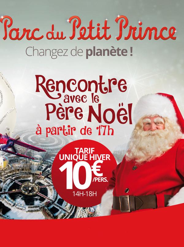 Noel au Parc du Petit Prince