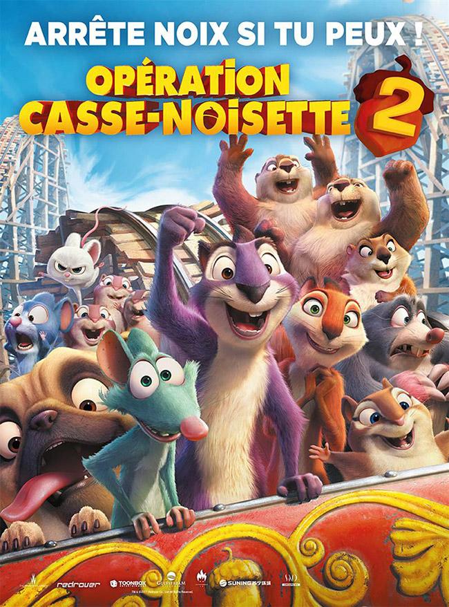 Opération Casse-Noisette 2 affiche