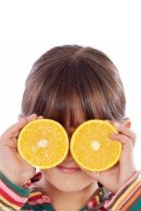 Orange au sucre