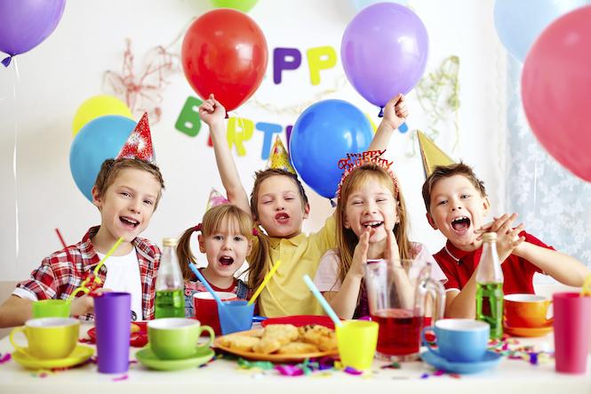 organiser un anniversaire enfants à la maison