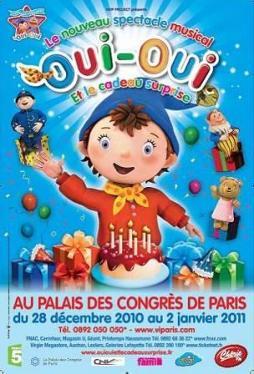 Oui-Oui et ses amis au Casino de Paris