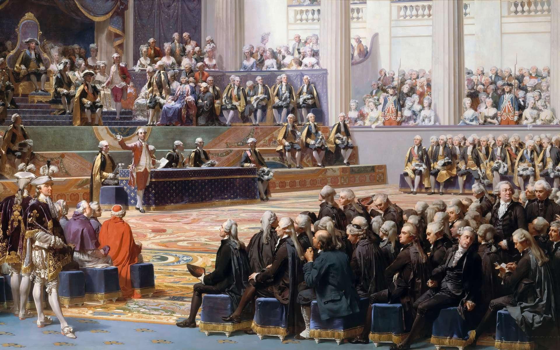 Ouverture des Etats généraux en 1789