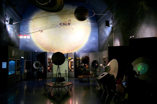Favori Découvrir l'astronomie au Palais de la Découverte - Momes.net WD88