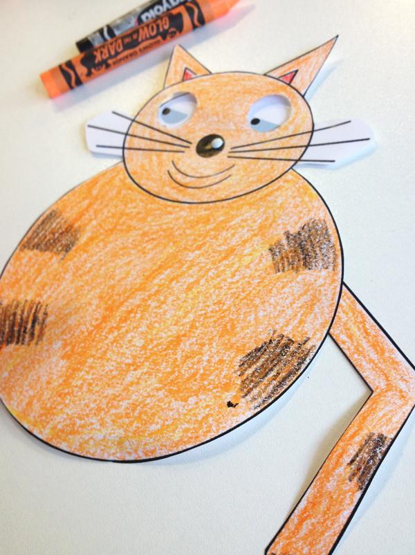 Pantin Yeux de chat
