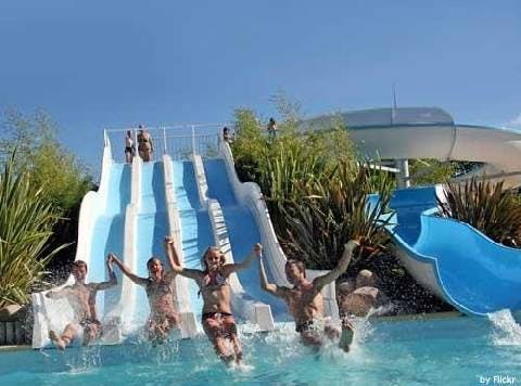 Parcs aquatique : Acqua Cyrne Gliss