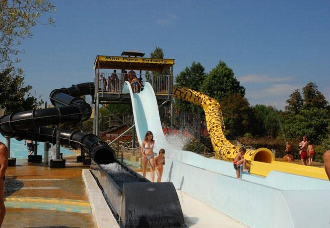 Parcs aquatique : Aqualand Gujan Mestras