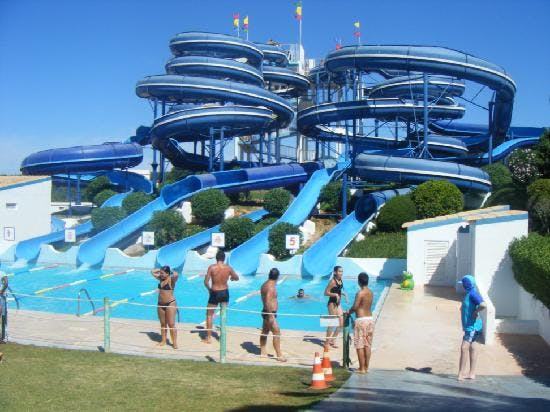 Parcs aquatique : Aqualand Saint Cyprien