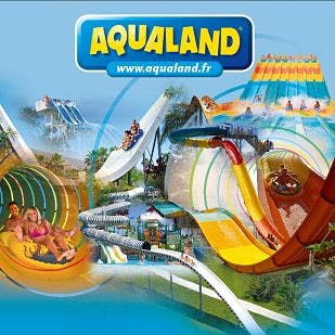 Parcs aquatique : Aqualand Sainte Maxime
