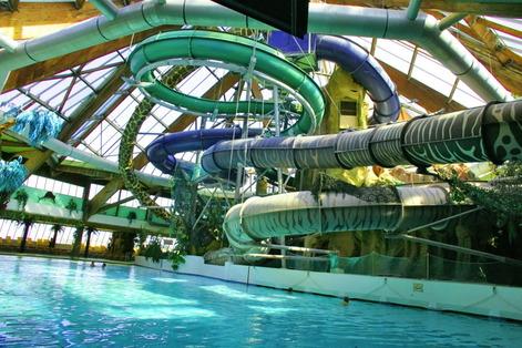 Parcs aquatique : Aqualud Le Touquet