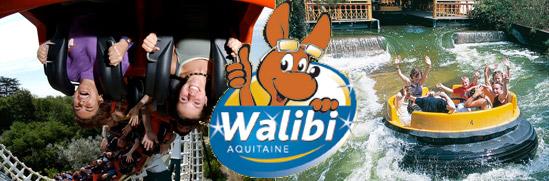 Parcs aquatique  Walibi Aquitaine